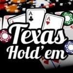 Texas holdem banner