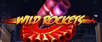 wild rockets slot logo