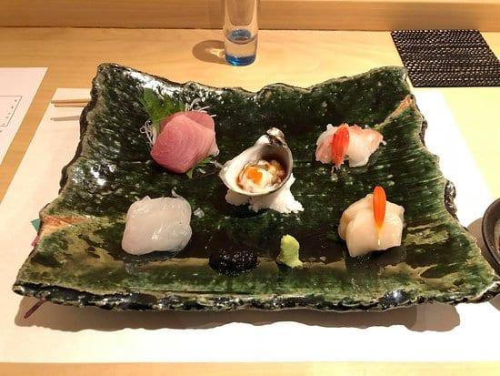 Kabuto sushi