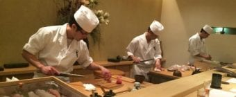 KAbuto LAs Vegas Chefs in Action