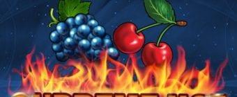 Supreme Hot Slot Machine Logo