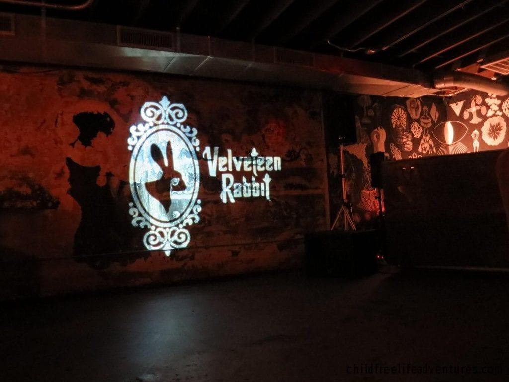 Velveteen Rabbit Las Vegas logo