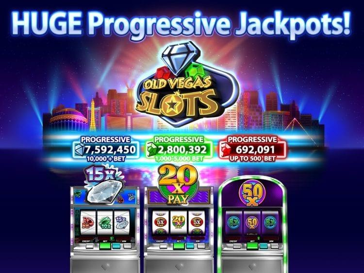 Old Vegas Slots Daily Bonus Jackpot
