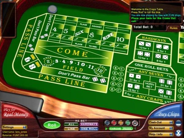 Flash Casino Games