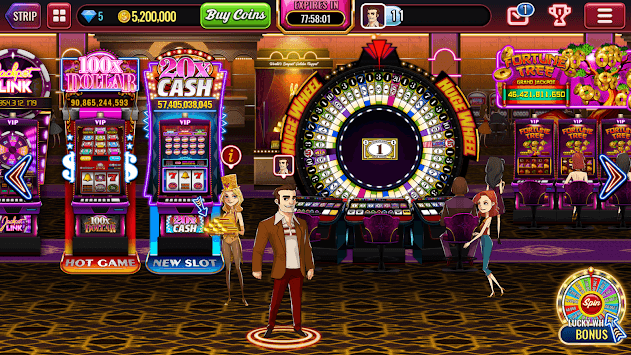 vegas live slots virtual tour
