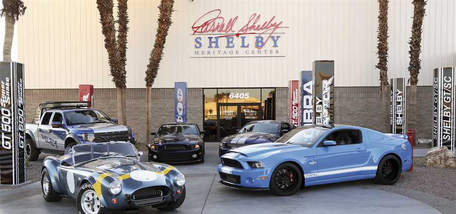 Shelby American, Inc