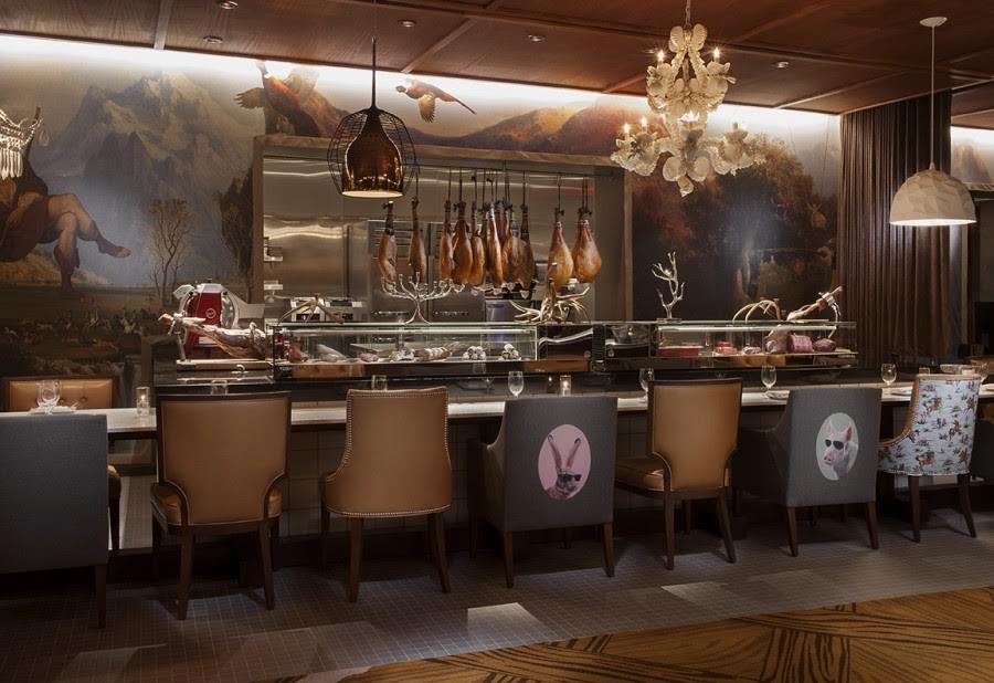 image of Bazaar Meat by José Andrés interior