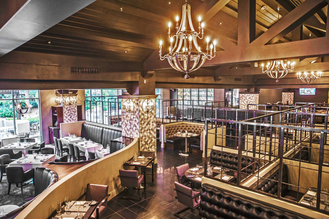 image of Hawthorn Grill steakhouse in las vegas