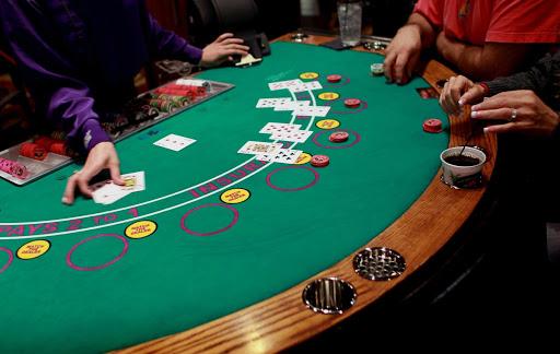 meja blackjack